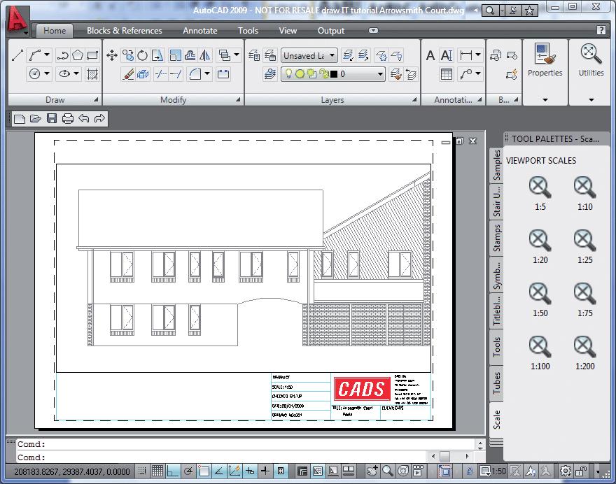 Import building plans