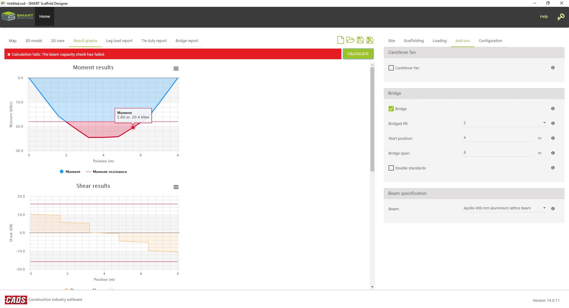 Scaffold Design Software - SMART Scaffolder